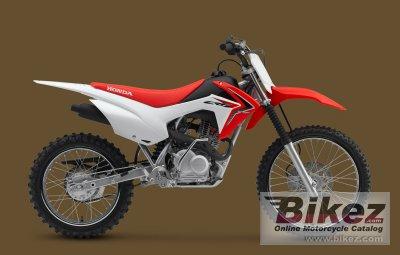 2017 Honda CRF125F Big Wheel