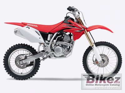 2017 Honda CRF150R specifications and pictures