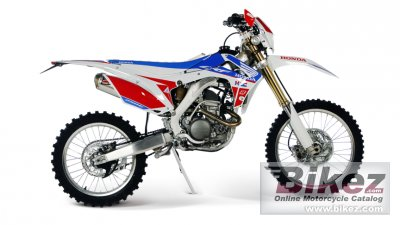2017 Honda CRF450RE