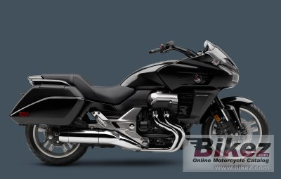 honda ctx specifications  pictures