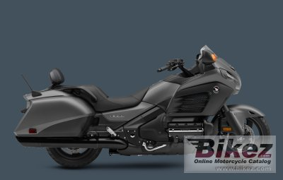 2017 Honda Gold Wing F6B Deluxe