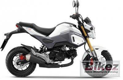 2017 Honda MSX125