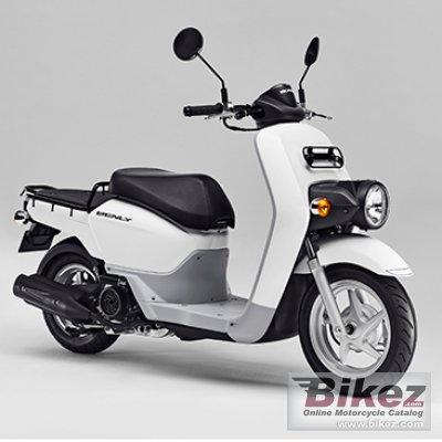 2017 Honda MW110