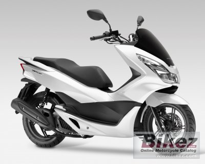 2017 Honda Pcx 125 Specifications And Pictures