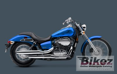 2017 Honda Shadow Spirit 750 specifications and pictures