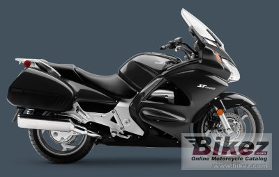 Peachy 2017 Honda St1300 Abs Specifications And Pictures Ncnpc Chair Design For Home Ncnpcorg