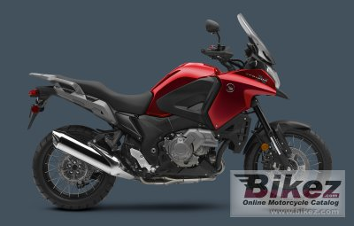 2017 honda vfr1200x dct specifications and pictures. Black Bedroom Furniture Sets. Home Design Ideas