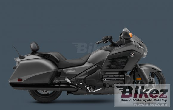 2018 Honda Gold Wing F6B Deluxe