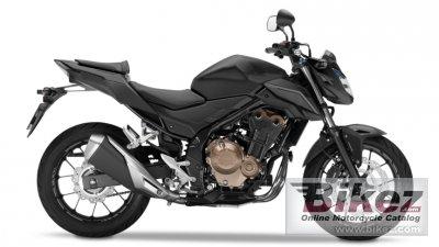 2018 Honda CB500F ABS