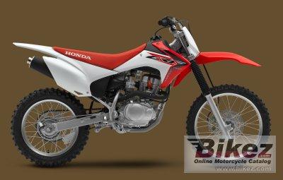 2018 Honda CRF150F