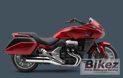 2018 Honda CTX1300