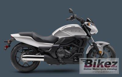 2018 Honda CTX700N