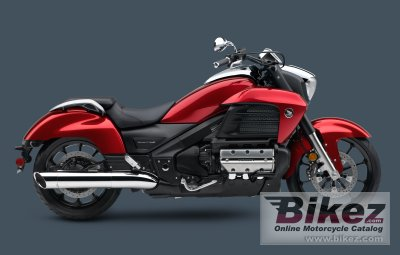 2018 Honda Gold Wing Valkyrie Specifications And Pictures