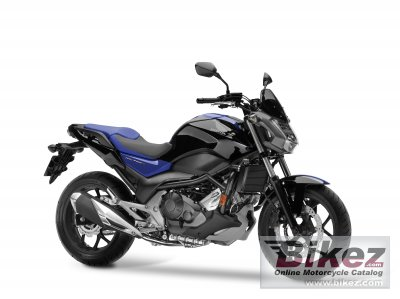 2018 Honda NC750S