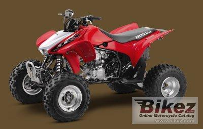 2018 Honda TRX450R