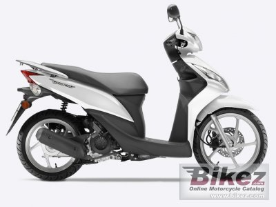 Verbazingwekkend 2018 Honda Vision 50 specifications and pictures FN-58