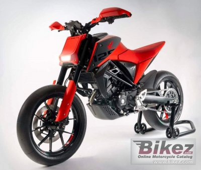 2019 Honda CB125M Concept