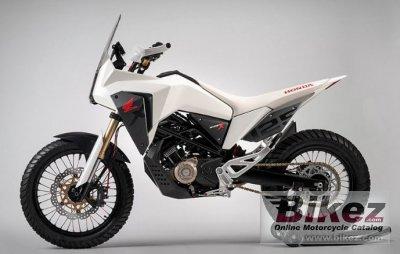 2019 Honda CB125X Concept