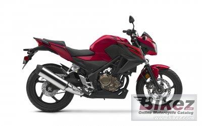 2019 Honda CB300F ABS