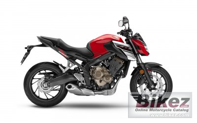 2019 Honda CB650F