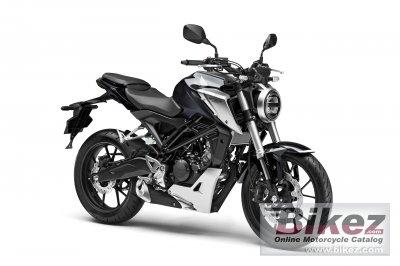 2019 Honda CBR125R