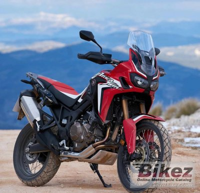 2019 Honda CRF1000L Africa Twin