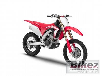 2019 Honda CRF250RX