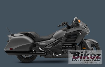 2019 Honda Gold Wing F6B