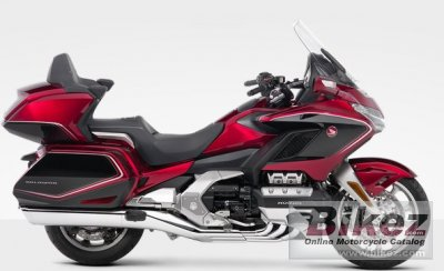 2019 Honda Gold Wing Tour Airbag Automatic DCT