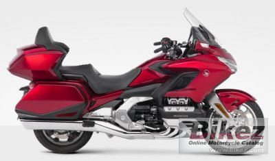 2019 Honda Gold Wing Tour Automatic DCT