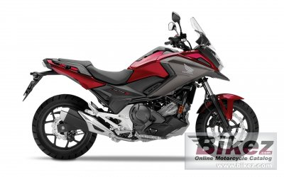 2019 Honda NC700X specifications and pictures