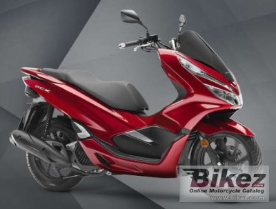 2019 Honda Pcx 125 Specifications And Pictures