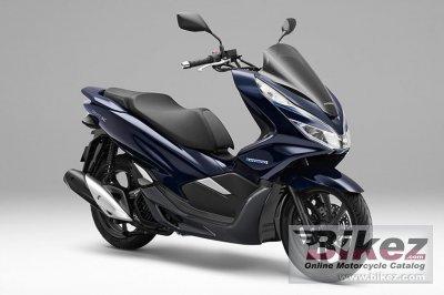 2019 Honda PCX Hybrid