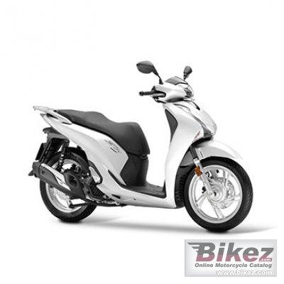 2019 Honda SH150