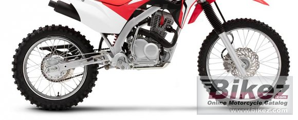 2020 Honda CRF125F Big Wheel
