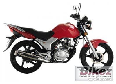2020 Honda CB125E