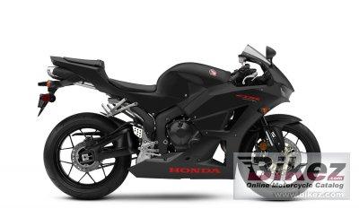2020 Honda CBR600RR ABS