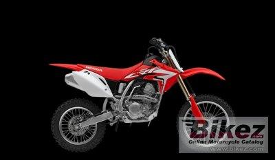2020 Honda CRF150R