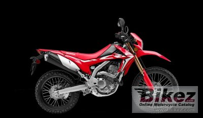 2020 Honda Crf250l Specifications And Pictures