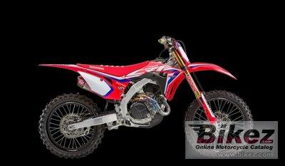 2020 Honda CRF450RWE