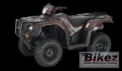 2020 Honda FourTrax Foreman Rubicon 4x4