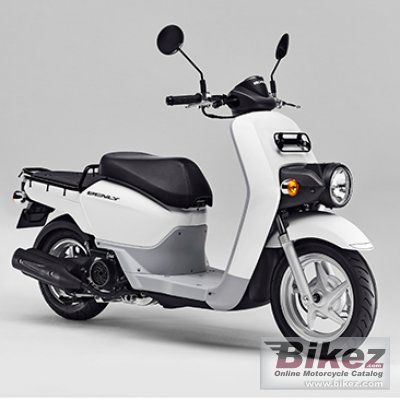 2020 Honda MW110