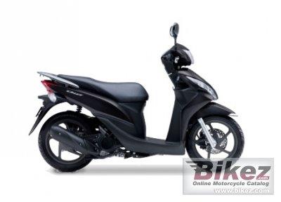 2020 Honda NSC110 Dio