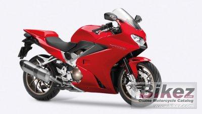 2020 Honda VFR800F