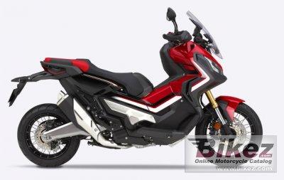2020 Honda X-Adv