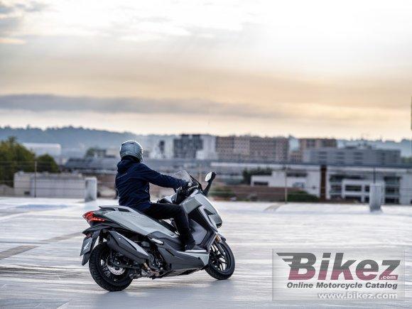 2021 Honda Forza 350