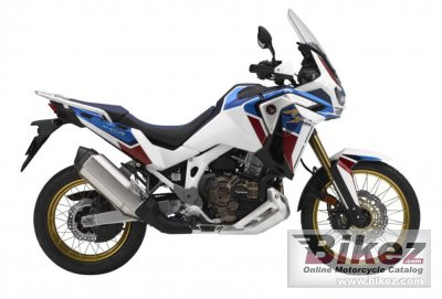 2021 Honda Africa Twin Adventure Sports