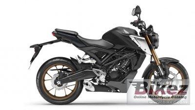 2021 Honda CB125R Neo Sports Cafe