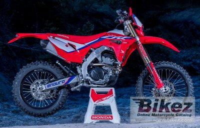 2021 Honda CRF300RX