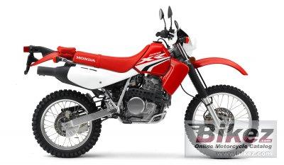 2021 Honda XR650L